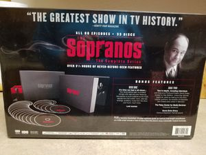 """HBO's """"The Sopranos"""" - The Complete Series DVD Collectible Set for Sale in Scottsdale, AZ"""