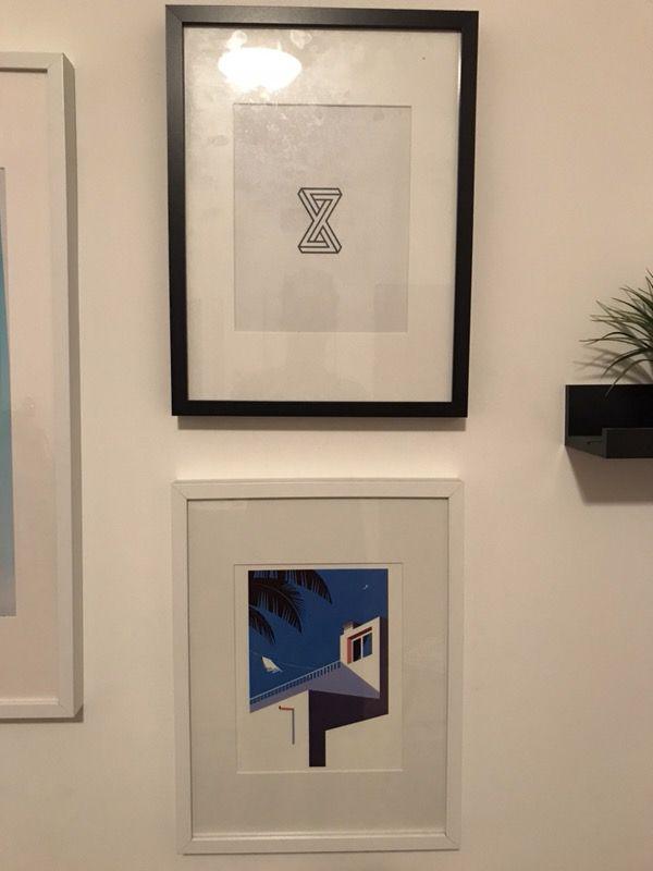 Fancy 19 X 27 Frame Composition - Framed Art Ideas - roadofriches.com