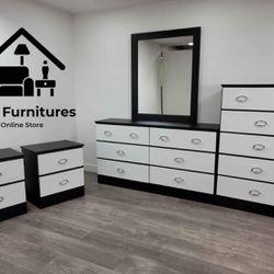 BRAND NEW BEDROOM SET /  JUEGO DE CUARTO NUEVO A ESTRENAR/  🚛 DELIVERY AVAILABLE Thumbnail