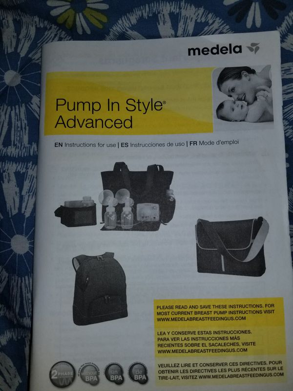 Medela Pump In Style Advanced Double Electric Breast Pump With
