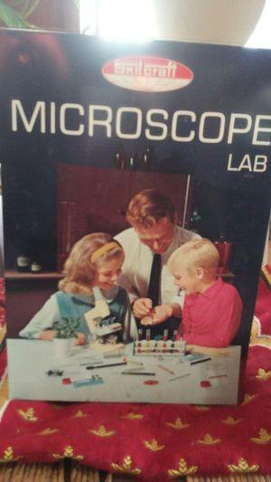 Vtg Microscope for Sale in Nashville, TN