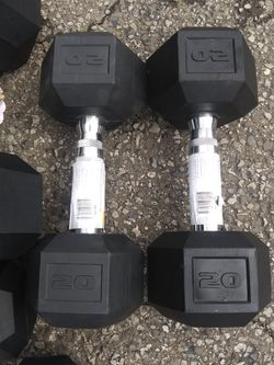 (3) Sets Of Dumbbells- Brand New All Included Thumbnail
