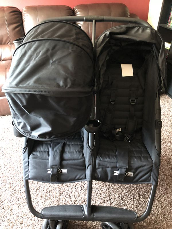 Zoe Xl2 Best V2 Double Stroller For Sale In Vancouver Wa Offerup