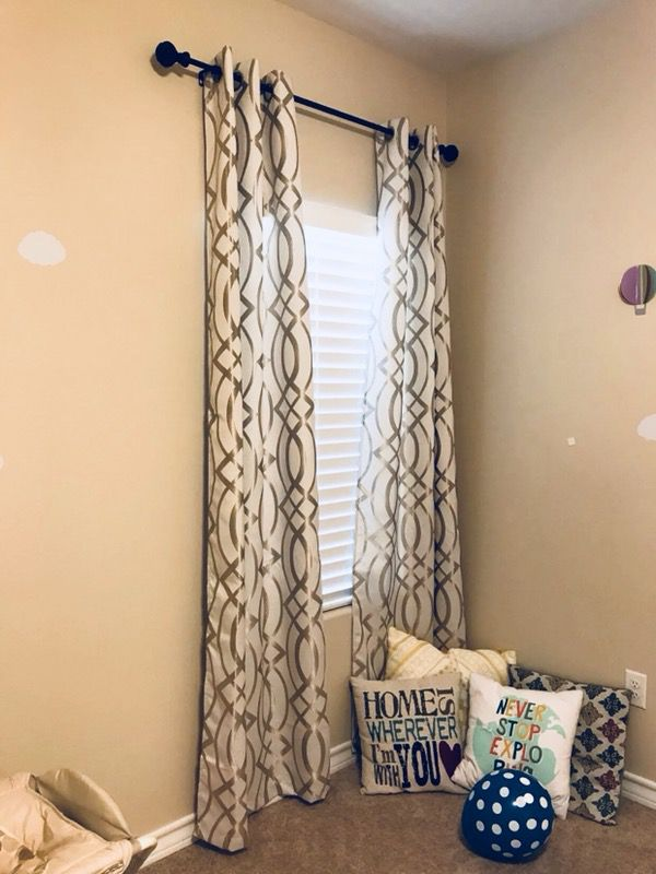 Beautiful 96 Kirklands Curtains For Sale In Laredo TX