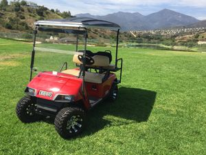 EZ GO golf cart gas powered for Sale in Cary, NC