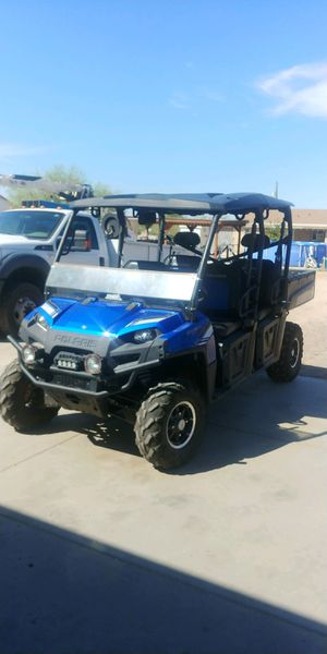 2013 Polaris ranger crew cab for Sale in Phoenix, AZ