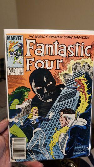 Fantastic four #278 for Sale in Las Vegas, NV