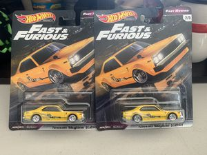 Photo Hot wheels fast & furious fast rewind 12 for both