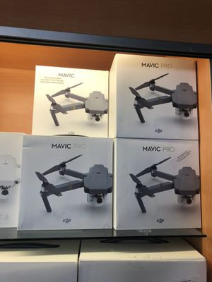 DJI mavic Pro drone for Sale in Los Angeles, CA