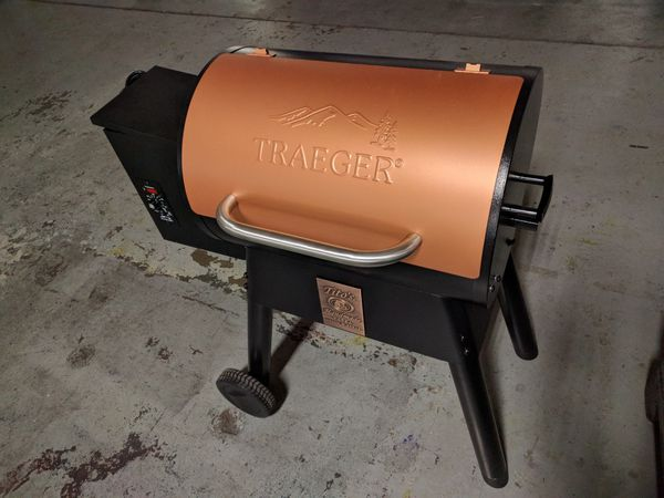 Traeger 22 Quot Pellet Grill Tito S Vodka Edition For Sale