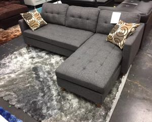 Brand new linen sectional sofa for Sale in Wheaton-Glenmont, MD