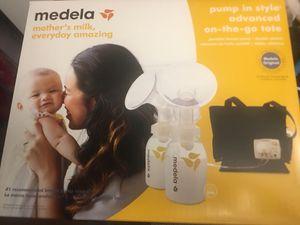 New Medela pump in style never used for Sale in Arlington, VA
