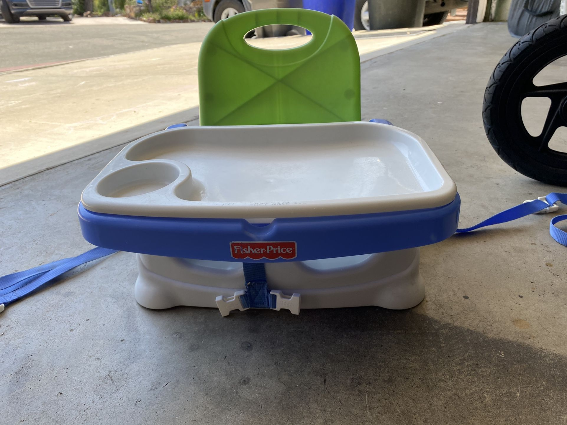 Baby/toddler Portable High Chair
