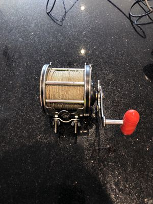 PENN SENATOR 4/0 . FISHING REEL MADE IN USA for Sale in Marina del Rey, CA