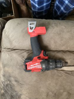 Milwaukee fuel hammer drill Thumbnail