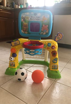 Photo VTech Smart Sports Shots toddler fun