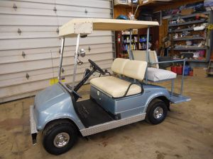 Electric Golf Cart for Sale in Pittsburgh, PA