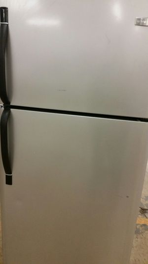 Stainless refrigerator top freezer for Sale in Alexandria, VA
