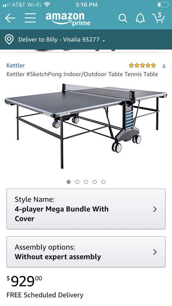 Table Kettler