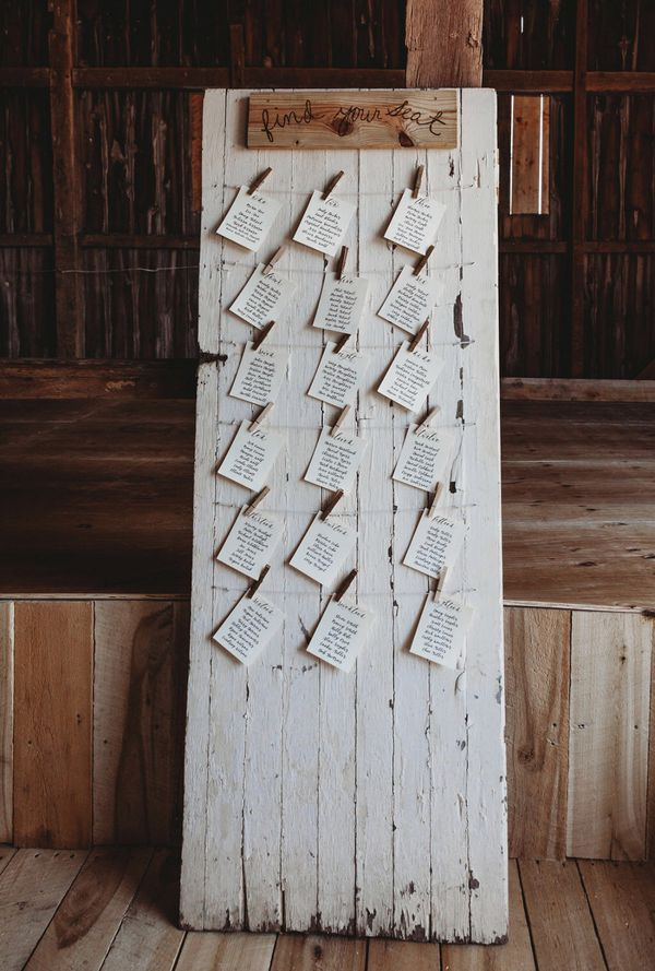 """""""Find your Seat"""" wedding seating chart old barn door for Sale in  Thomasville, PA - OfferUp"""