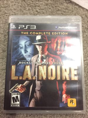 L.A. Noire Complete Edition for Sale in Maywood, IL