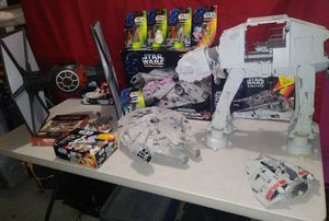 Mid 90's Star Wars Collection for Sale in Kissimmee, FL