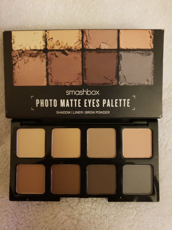 Smashbox Photo Matte Eyes Palette For Sale In Woodburn Or Offerup