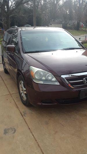2007 Honda Odyssey EXL en perfectas conditions no hay ningún problema todo está muy bien 153 millas for Sale in Gaithersburg, MD