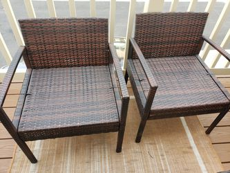 Patio Set For Small Space Thumbnail
