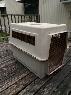 Dog cage. $10 as is for Sale in Hudson, FL