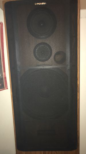 Two 3in1 towers 8ohm 150watt pioneer for Sale in Cumberland, VA