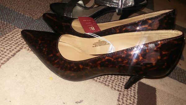5de77731e6c2 Merona heels- brand new Free for Sale in Kansas City