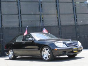 2001 Mercedes-Benz S-Class for Sale in Henderson, NV