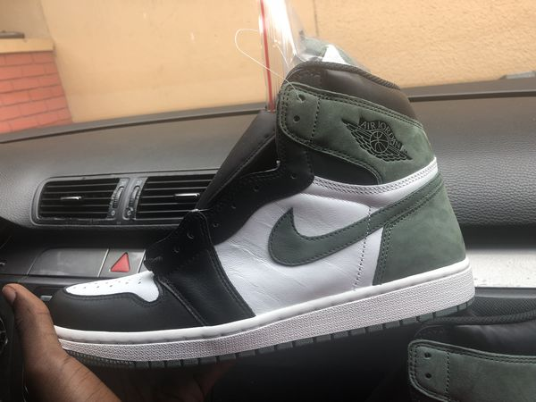 d9a0e9b6cfa Air Jordan clay green 🔥sizes  10.5 (Clothing   Shoes) in Aventura ...
