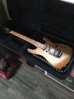 Photo Classic 1989 American Fender HM (Heavy Metal) Strat