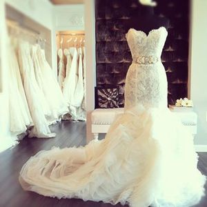 Lazaro 3201 Wedding Gown for Sale in Herndon, VA