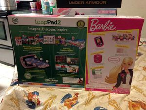Barbie leap pad for Sale in Austin, TX
