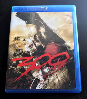 300 (Blu-ray) for Sale in Aldie, VA