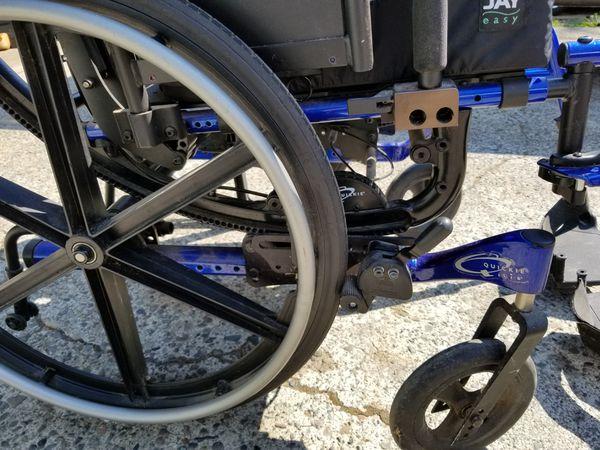 Quickie IRIS Wheelchair for Sale in Kent, WA - OfferUp