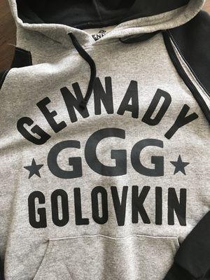 08fa3090c3e Gennady GGG Golovkin Hoodie for Sale in Long Beach, CA - OfferUp