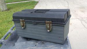 Popular Mechanics tool box for Sale in Apopka, FL
