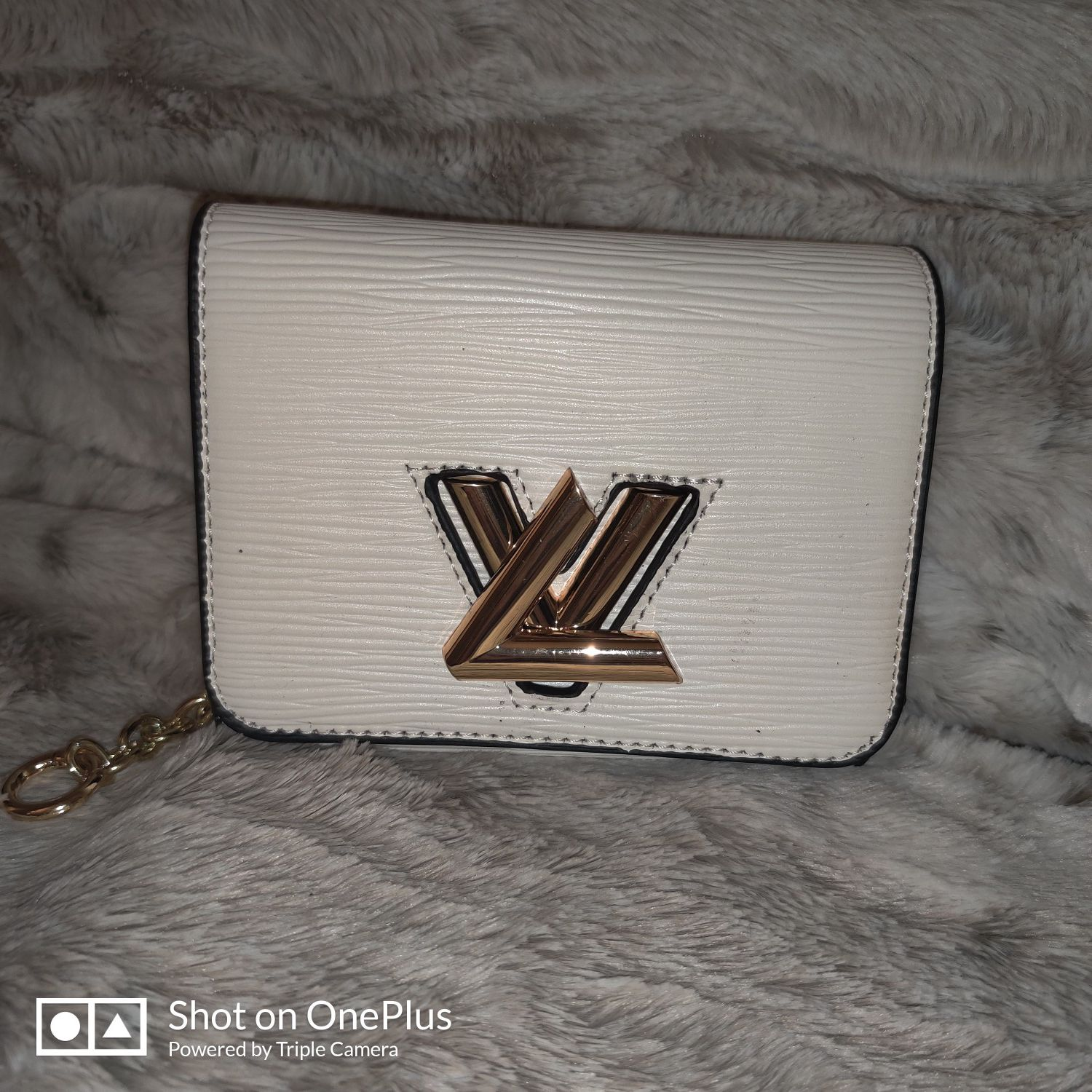 Woman's purse and wallet set