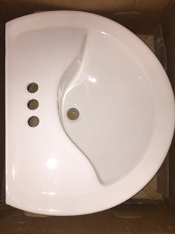 American standard sink basin Thumbnail