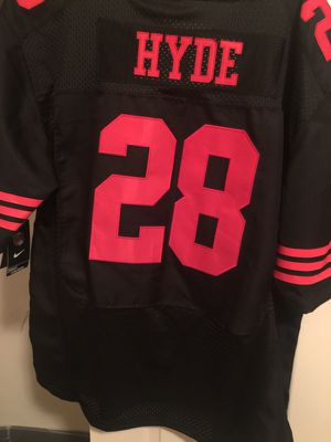 51eb9f82f2c Size 60. Xxxl aldon smith jersey for Sale in Turlock