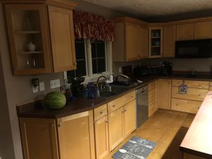 Medallion Kitchen Cabinets And Island For In Belchertown Ma