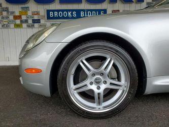 2002 Lexus SC 430 Thumbnail