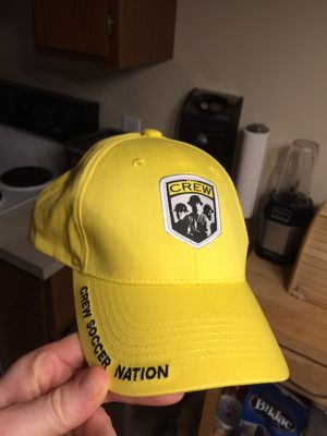 Columbus Crew Hat, New for Sale in Dublin, OH