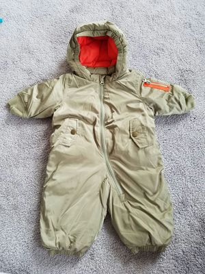 Baby GAP army snowsuit 3-6 months for Sale in New York, NY