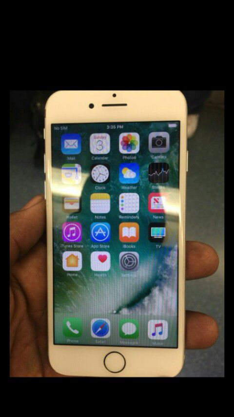 Straight talk IPhone 7 32gb