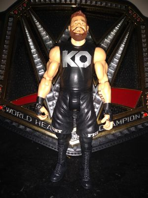 WWE Kevin Owens NXT Action Figure for Sale in Orlando, FL